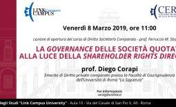La governance delle società quotate alla luce della Shareholder Rights Directive II