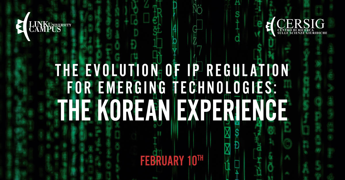 IP regulation